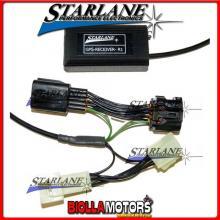 GPSOCR115 Ricevitore STARLANE GPS per Yamaha R1 2015>2016.