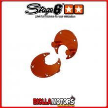 S6-79140ET15 COPPIA GUANCE PER ALBERO MOTORE STAGE6 R/T MKII, PIAGGIO