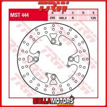 MST444 DISCO FRENO POSTERIORE TRW Triumph 1050 SprintSTABS 2005-2010 [RIGIDO - ]