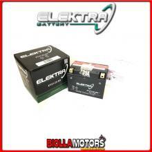 246610180 BATTERIA ELEKTRA YTZ12S-BS SIGILLATA CON ACIDO YTZ12SBS MOTO SCOOTER QUAD CROSS