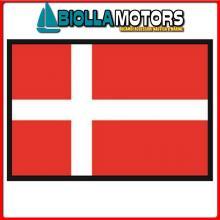 3402130 BANDIERA DANIMARCA 30X45CM Bandiera Danimarca
