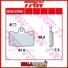 MCB810SV PASTIGLIE FRENO ANTERIORE TRW EBR 1190 RX 2014- [ORGANICA- ]