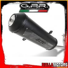 SCARICO COMPLETO GPR YAMAHA N-MAX 125 125CC 2015-2016 OMOLOGATO/APPROVED STREET 4ROAD YA.10.4RST