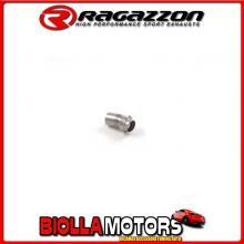 61.0001.AD RACCORDO Evo One Alfa Romeo 155 1.8 16V (103kW) Twin Spark 05/1996>1998 Manicotto per il montaggio del 58.0009.10 su