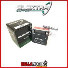 246610190 BATTERIA ELEKTRA YTZ7S-BS SIGILLATA CON ACIDO YTZ7SBS MOTO SCOOTER QUAD CROSS