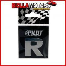 07878 PILOT 3D LETTERS TYPE-3 (28 MM) - R