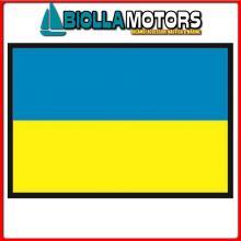 3404620 BANDIERA UCRAINA 20X30CM Bandiera Ucraina