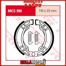 MCS990 GANASCE FRENO POSTERIORE TRW Suzuki TR 50 Street Magic 1997-2000 [ORGANICA- ]