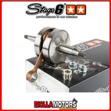 S6-8019300 Albero Motore Stage6 HPC Derbi Euro3 / Euro4 D50B0 STAGE6 RT