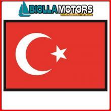 3404320 BANDIERA TURCHIA 20X30CM Bandiera Turchia