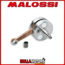 5313430 ALBERO MOTORE MALOSSI MHR MINI MOTO-POCKETBIKE MINI MOTO 50 2T LC (POLINI H2O) SP. D. 10 CORSA 39,7 MM -