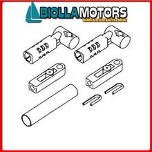 4622056 KIT ADATTAMENTO K56 Kit Attacchi K56 - Mercury/Mercruiser