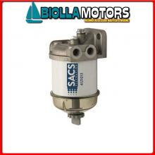 4121004 KIT RACCORDI-FITTING PAIR M14X1,5 10MM Filtro Diesel 55S