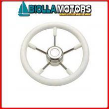 4645840 VOLANTE D400 P/STEEL WHITE Volante Classic P/Steel