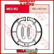 MCS852 GANASCE FRENO POSTERIORE TRW Kawasaki ZL 600 Eliminator 1986-1994 [ORGANICA- ]
