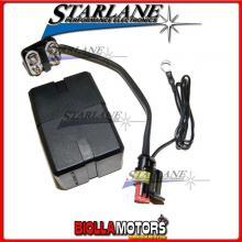 BPP3C2 Portabatteria STARLANE esterno per doppia batteria commerciale 9V tipo PP3 per Stealth GPS-2 e Athon-RW.