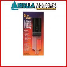 5727002 EPOXY SYRINGE-CLEAR 93401 Collante Epoxy Syringe - Clear