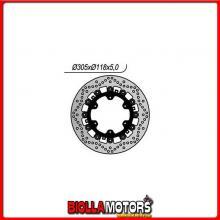 6591137 DISCO FRENO ANTERIORE DX-SX NG BMW R R (259R) 850CC 1994/1998 1137