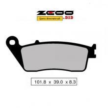45N00700 PASTIGLIE FRENO ZCOO (N007 EX) HONDA CBR 250 R 2011- (ANTERIORE)