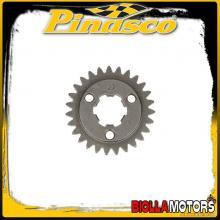 26271911 PIGNONE PINASCO Z 28 PIAGGIO VESPA ETS 125 (ALBERO MOTORE PINASCO CALETTATO)