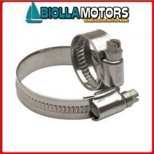 1401450 FASCETTA DIN 12 50-70 Fascetta Inox Germany Type 12