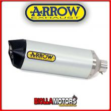71824AK MARMITTA ARROW RACE-TECH BMW S 1000 R 2014-2016 ALLUMINIO/CARBONIO