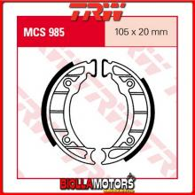 MCS985 GANASCE FRENO ANTERIORE TRW Piaggio 50 Zip, Zip + Zip 1992-1997 [ORGANICA- ]