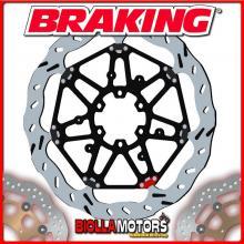 EP117R DISCO FRENO ANTERIORE DX BRAKING MOTO GUZZI CALIFORNIA TOURING SE ABS 1400cc 2015-2016 WAVE FLOTTANTE