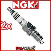 2 CANDELE NGK DCPR9EIX BUELL XB-12SCG-Lightning 1200CC 2007-2010 DCPR9EIX