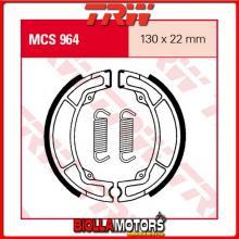 MCS964 GANASCE FRENO ANTERIORE TRW Yamaha IT 200 LN 1984- [ORGANICA- ]