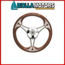 4641705 VOLANTE D350 22 TARGA MOGANO Volante Targa/Steel