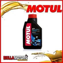 107672 1 litro OLIO MOTUL 3000 4T 10W40 MINERALE PER MOTORI 4T