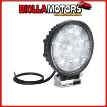 72326 LAMPA WL-12, FARO AUSILIARIO A 6 LED - 12/24V - BIANCO