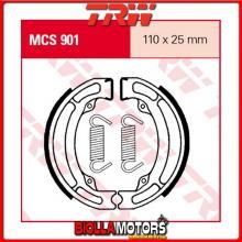 MCS901 GANASCE FRENO ANTERIORE TRW Kawasaki KLX 125 A 2003-2006 [ORGANICA- ]