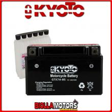 712079 BATTERIA KYOTO YTX7A-BS SIGILLATA CON ACIDO YTX7ABS MOTO SCOOTER QUAD CROSS