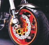 050100 WHEEL STRIPE FLOURESCENT GIALLO 5MM X 6 MT + APP.