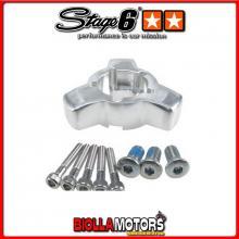 S6-1501003 Supporto disco anteriore STAGE6 x doppio disco anteriore