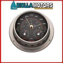 2400240 BARO/TERMO/HYGRO RACING SATINATO 100 Strumenti Meteo e-Racing 100/120 Inox