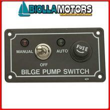 1823027 PANNELLO BILGE ON/OFF/AUTO Pannello Controllo AA