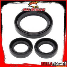 25-2044-5 KIT SOLO PARAOLIO DIFFERENZIALE ANTERIORE Yamaha YFM350 Grizzly IRS 350cc 2007-2011 ALL BALLS