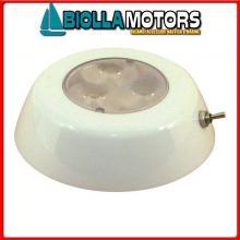 2145670 PLAFONIERA COMPACT 3LED D90 WHITE Plafoniera Compact 1 LED
