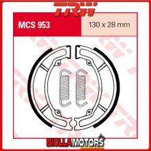 MCS953 GANASCE FRENO POSTERIORE TRW Sachs 125 Bee 2008-2010 [ORGANICA- ]