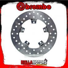 68B407L4 DISCO FRENO ANTERIORE BREMBO PIAGGIO FLY 2T 2012- 50CC FISSO