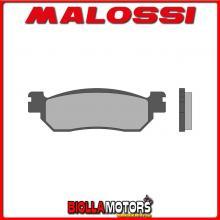 6215021BB COPPIA PASTIGLIE FRENO MALOSSI Posteriori MBK EVOLIS 250 ie 4T LC 2014 -> SPORT Posteriori