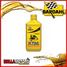 363041 1 LITRO OLIO BARDAHL XTM SCOOTER SYNT 5W40 LUBRIFICANTE SCOOTER MOTORE 1LT