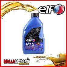 187005 1 LITRO OLIO ELF HTX 976 +/plus 2T MISCELA