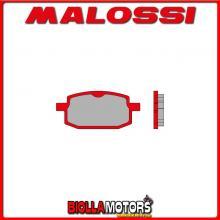6215044BR COPPIA PASTIGLIE FRENO MALOSSI Anteriori MBK BOOSTER 100 2T MHR Anteriori - per veicoli PRODOTTI 2000 -->