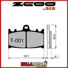 45T00101 PASTIGLIE FRENO ZCOO (T001 EX C) SUZUKI RGV 250 1989 (ANTERIORI)