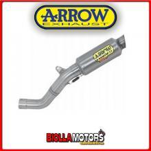 71009GPI MARMITTA ARROW GP2 APRILIA RSV4 FACTORY 2009-2015 DARK/