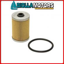 4121009 CARTUCCIA M/C FILTER ELEMENT< Cartuccia Filtro Benzina Sacs per Motori Mercruiser (Fuel Cooler)